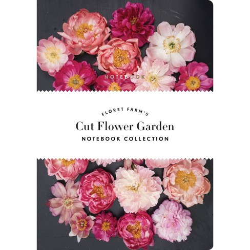 Floret Farm's Cut Flower Garden: Composition Notebook Collection - by  Erin Benzakein (Diary) - image 1 of 4