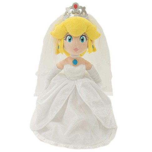 Little Buddy 1692 Super Mario Odyssey Peach Bride Wedding Style 13 Plush