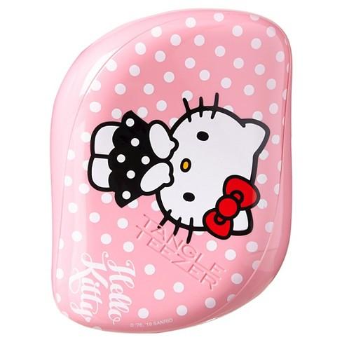 Tangle Teezer Compact Styler Hello Kitty Hair Brush Pink - image 1 of 3