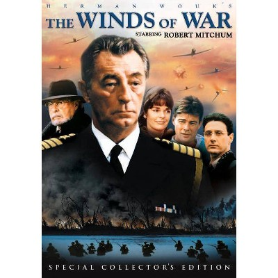 Herman Wouk's The Winds Of War (DVD)(2018)