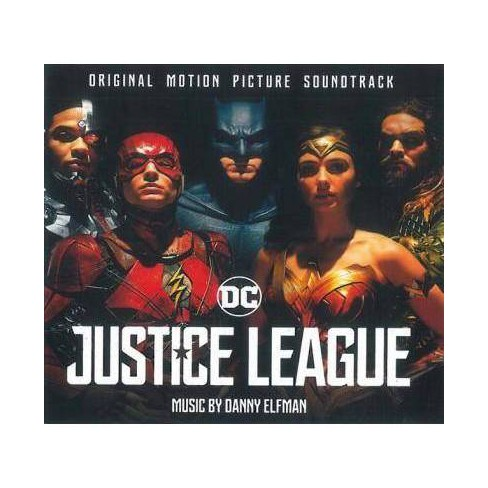 Danny Elfman - Justice League (OSC) (CD) - image 1 of 1