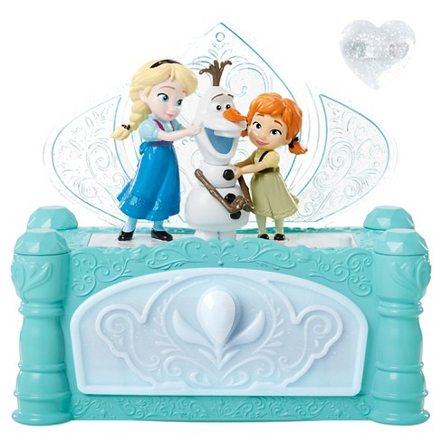 Disney Frozen Do You Want To Build A Snowman Jewelry Box - image 1 of 3