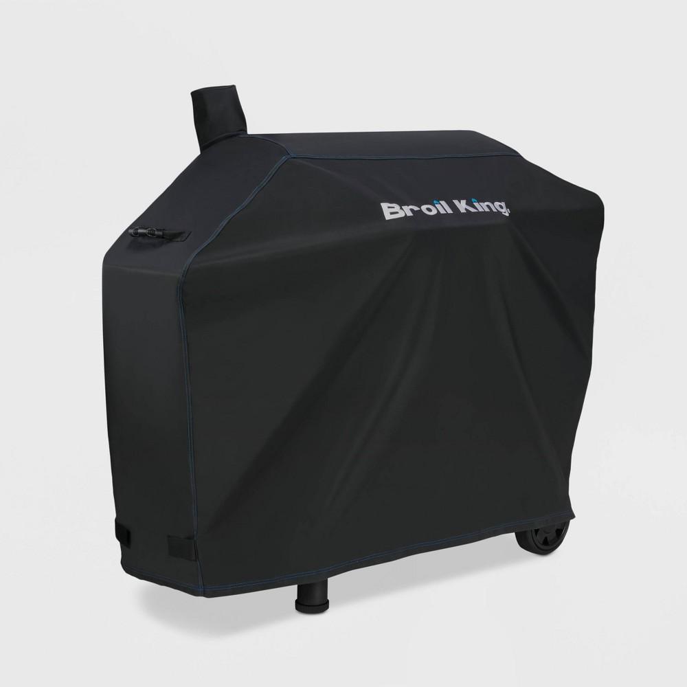 Broil King Premium Pellet 500 Grill Cover Black
