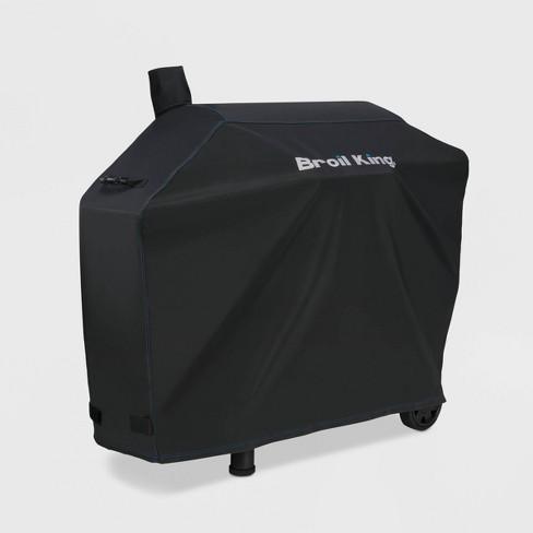 Broil King Premium Pellet 500 Grill Cover Black - image 1 of 1