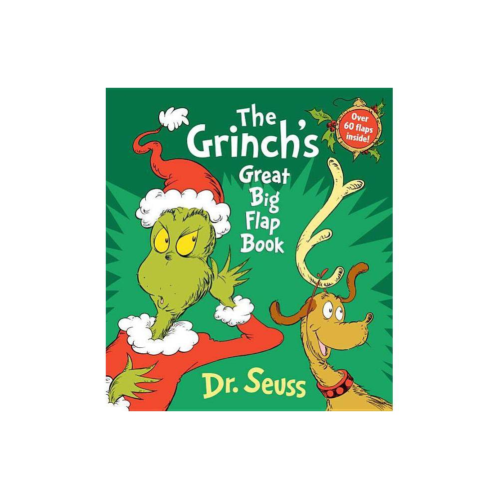 The Grinch S Great Big Flap Book Board Book