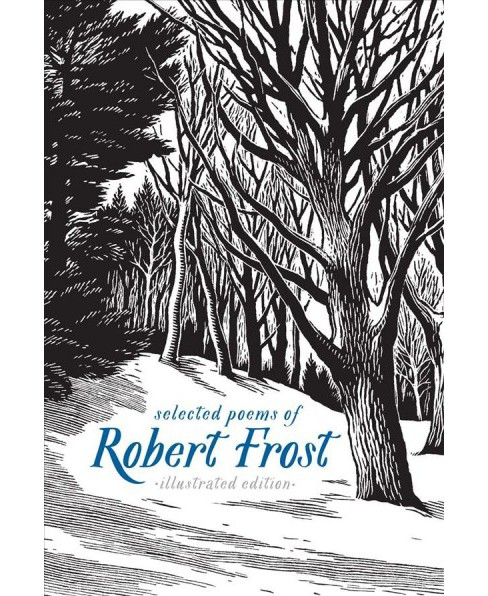 Selected Poems of Robert Frost (Hardcover). - image 1 of 1