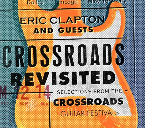 Eric clapton - Crossroads revisited selections from (CD) - image 1 of 1