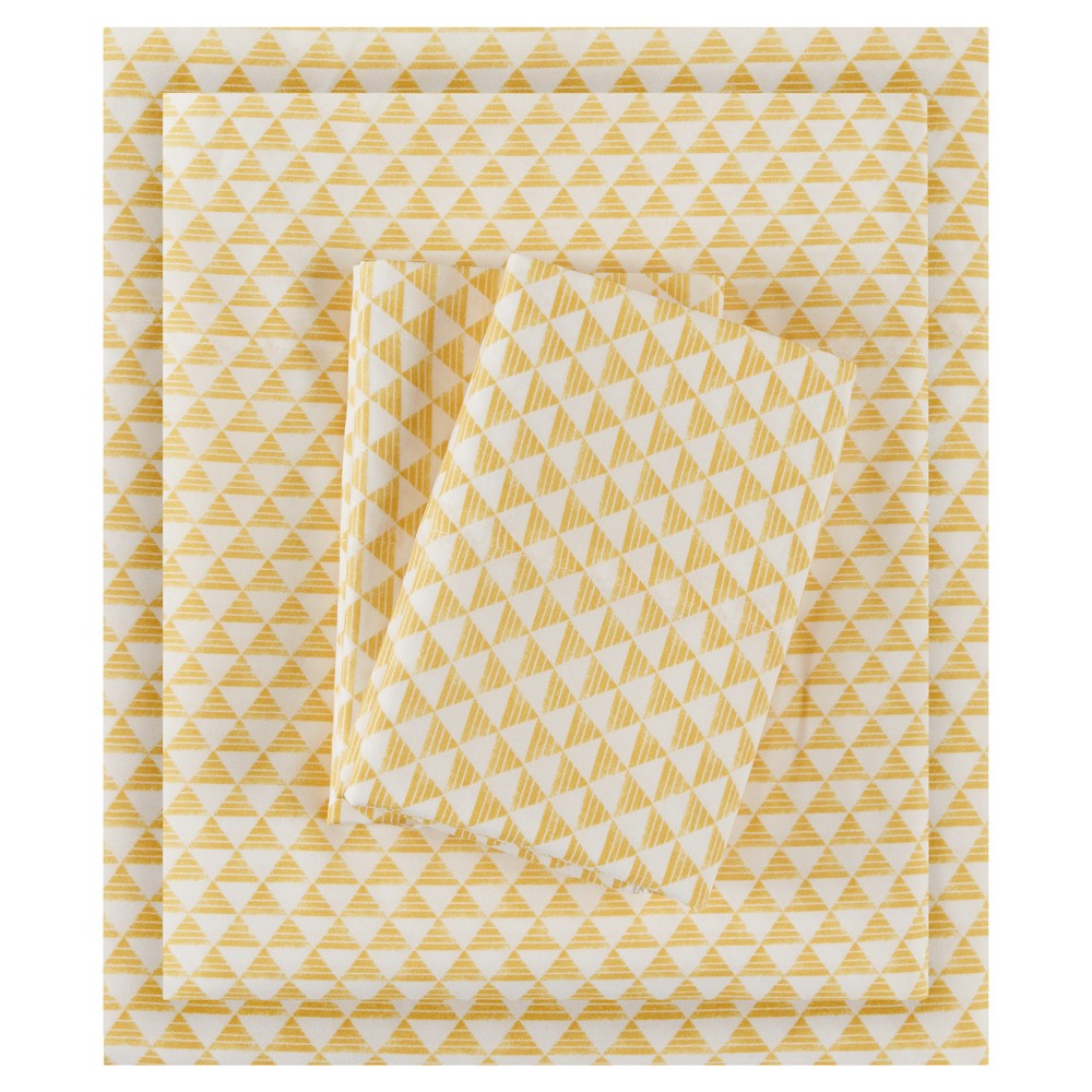 Sheet Sets Yellow Twin, Sheet Sets