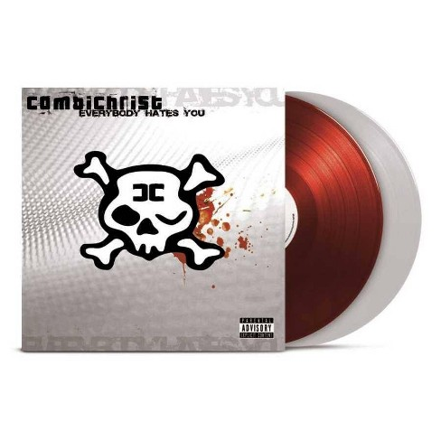 Combichrist - Everybody Hates You (Vinyl) - image 1 of 1