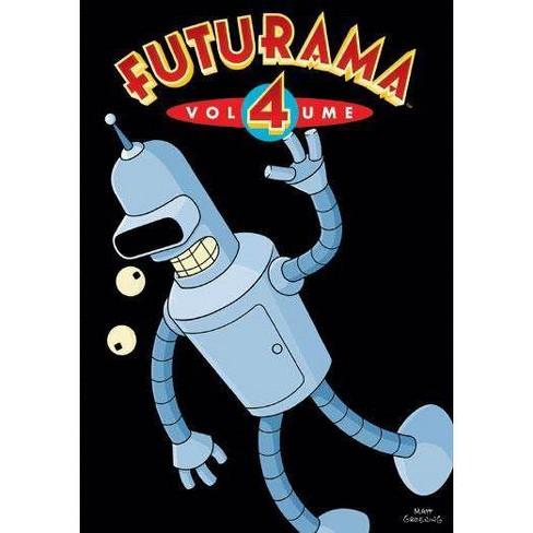Futurama Volume Four (DVD)(2012) - image 1 of 1