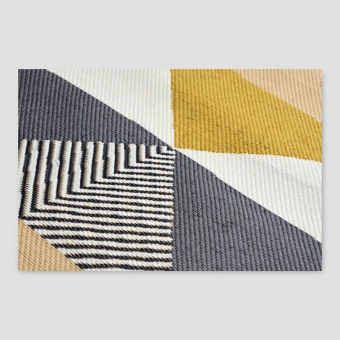 Gray And Yellow Outdoor Rugs Ideas