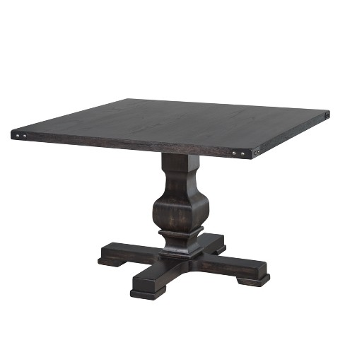 Heston Dining Table Antique Black - Buylateral - image 1 of 4