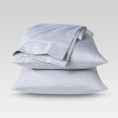 Performance Sheet Set (Full)Gray 400 Thread Count - Threshold™