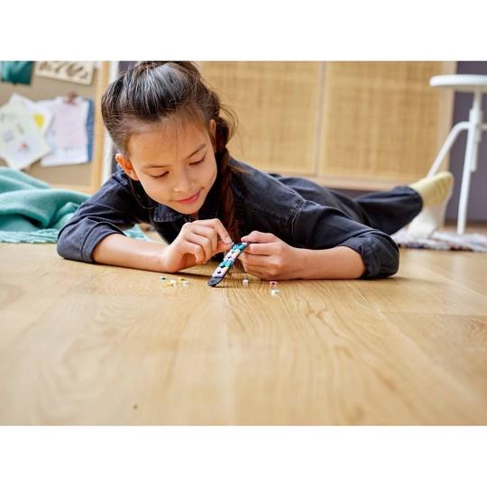 LEGO DOTS Cosmic Wonder Bracelet Creative Jewelry DIY Craft Bracelet Making Kit 41903 image number null