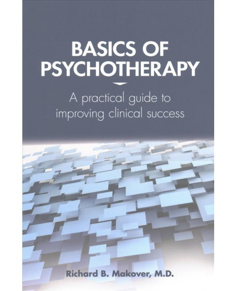 Basics of Psychotherapy : A Practical Guide to Improving Clinical Success (Paperback) (Richard B. - image 1 of 1