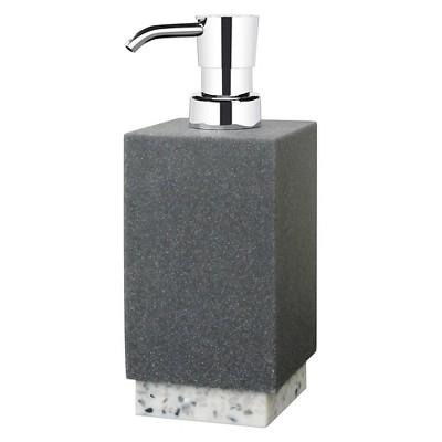 Marcello Stone Lotion Pump Black - Allure