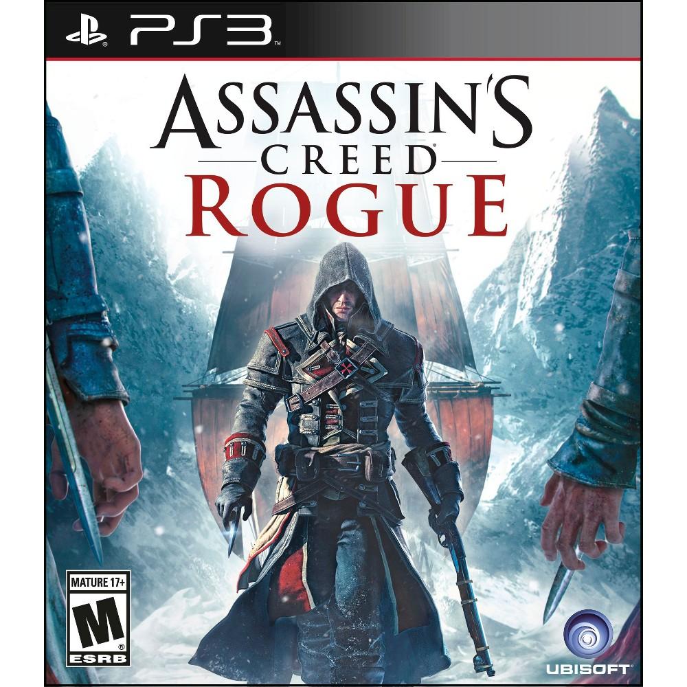 Assassin's Creed: Rogue PlayStation 3