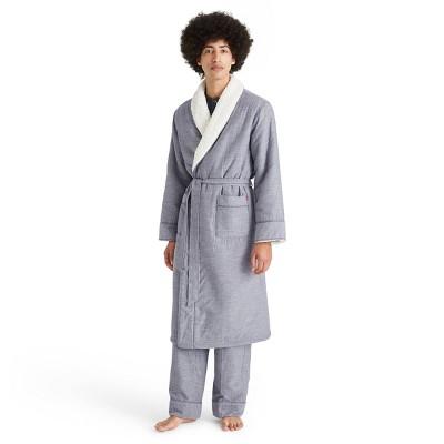 Men's Striped Woven Robe - Levi's® x Target L/XL