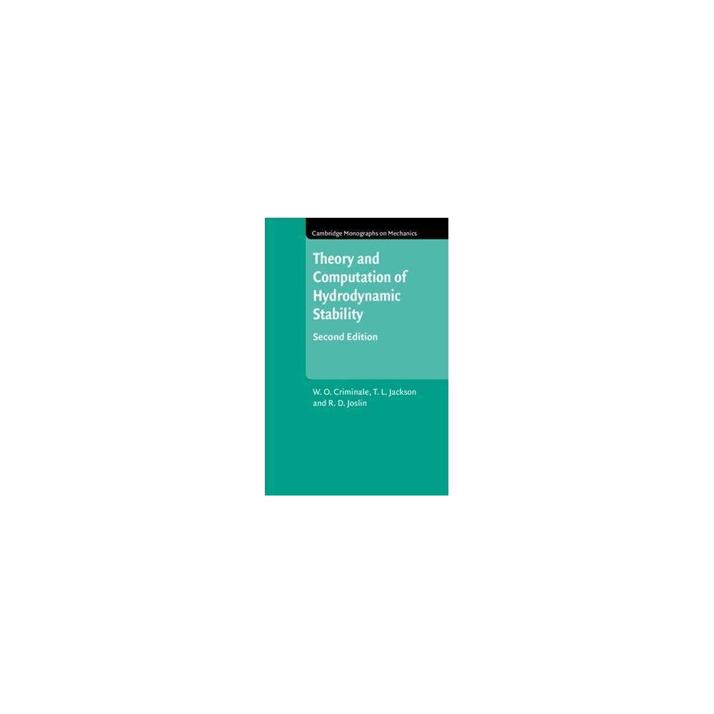 Theory and Computation in Hydrodynamic Stability - 2 (Hardcover)