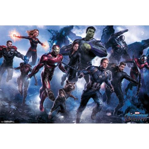 """34""""x23"""" Avengers: Endgame Legendary Unframed Wall Poster Print - Trends International - image 1 of 2"""