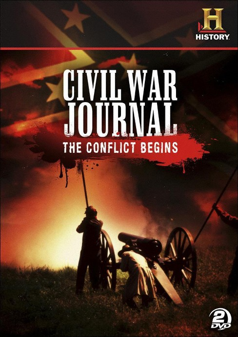 Collector's choice:Civil war journal (DVD) - image 1 of 1