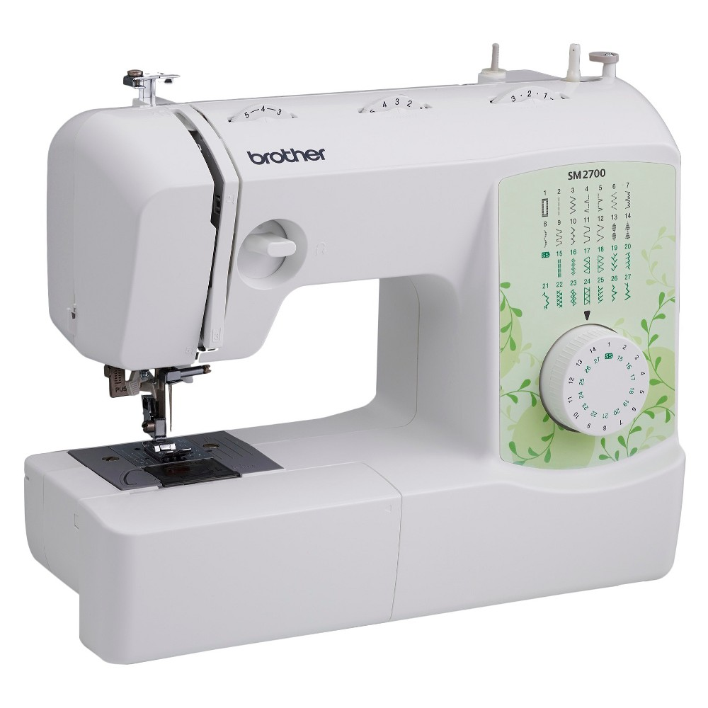 Image of Brother International SM2700 Sewing Machine, White
