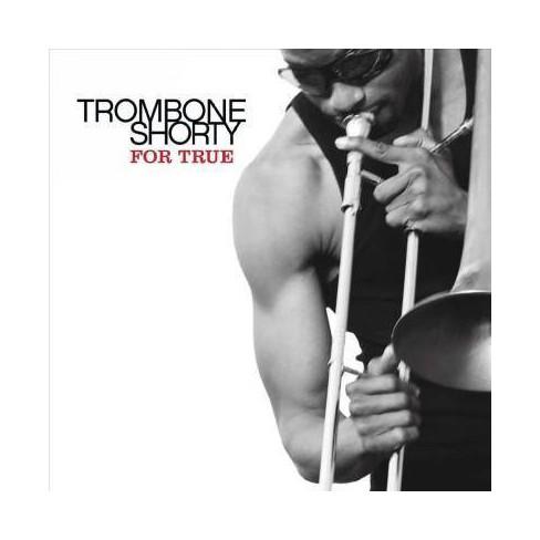 Trombone Shorty - For True (Vinyl) - image 1 of 1