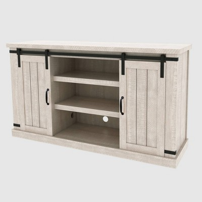Meadow Media Console Table Gray - RST Brands