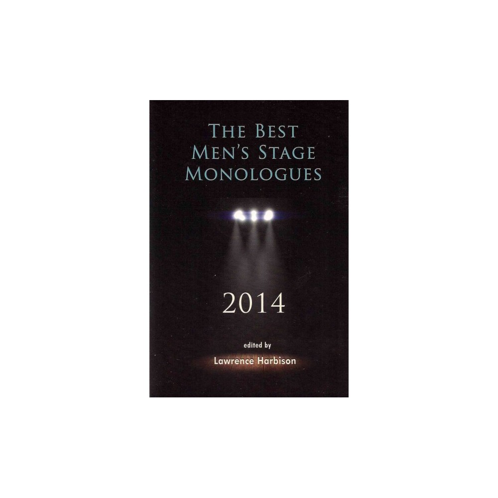 The Best Men's Stage Monologues 2014 (Paperback)