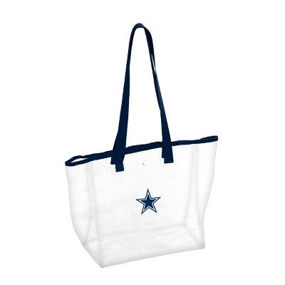 NFL Dallas Cowboys Stadium Clear Tote