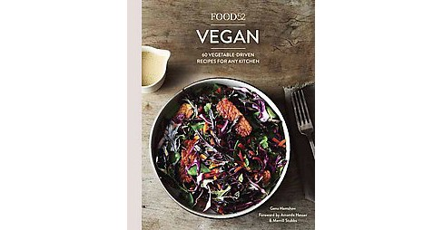 Food52 Vegan : 60 Vegetable-Driven Recipes for Any Kitchen (Hardcover) (Gena Hamshaw) - image 1 of 1
