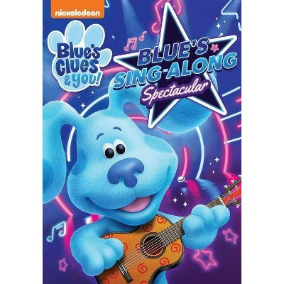 Blues Clues & You! Blues Sing-Along Spectacular (DVD)(2021)