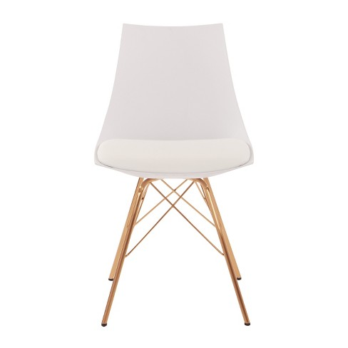 a1f727277d Oakley Chair - White - AVE-SIX   Target
