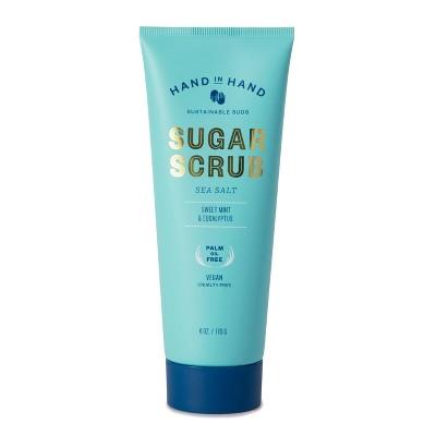 Hand in Hand Sugar Body Scrub Sea Salt - 6oz