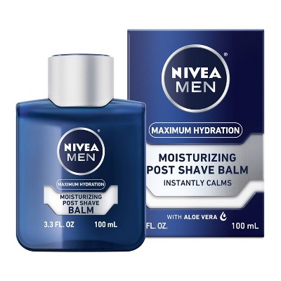Nivea Men Maximum Hydration Moisturizing Post Shave Balm - 3.3 fl oz