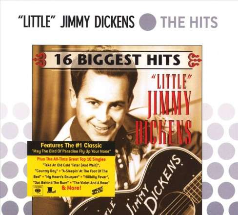 Jimmy dickens - 16 biggest hits (CD) - image 1 of 1