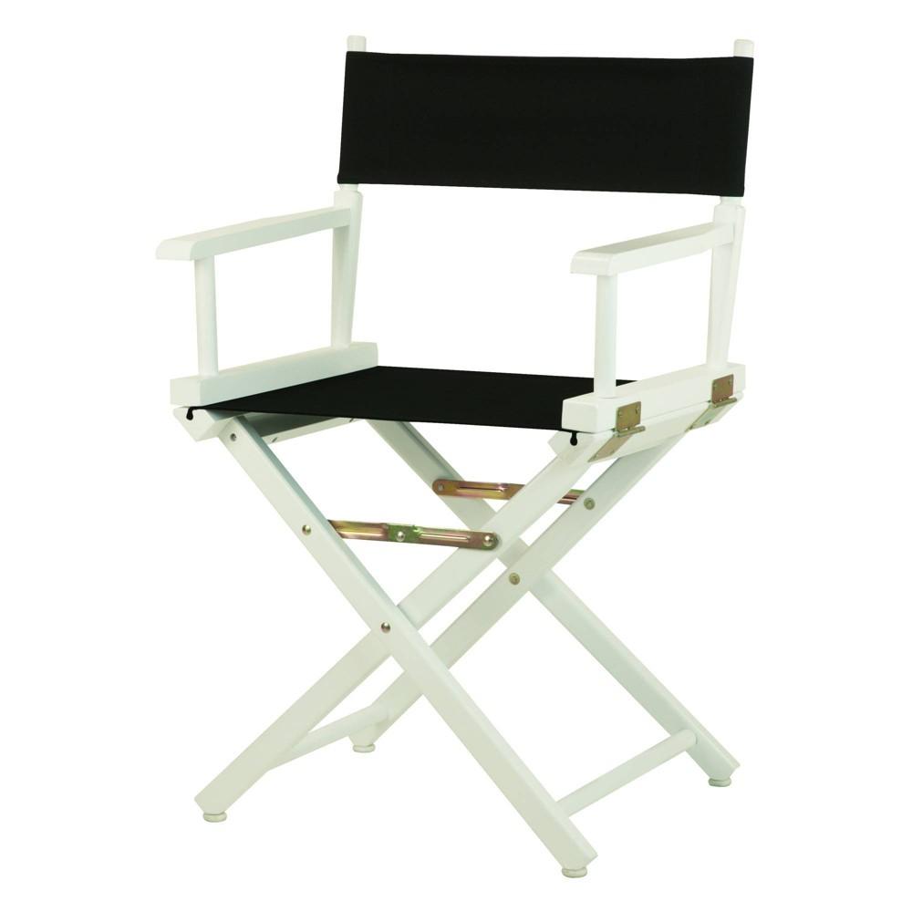 Black White Frame Director 39 S Chair