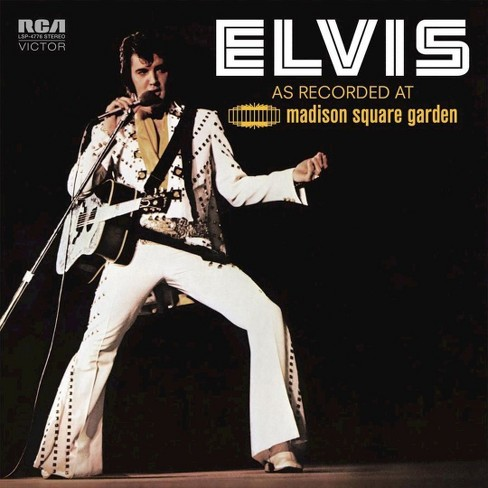 Elvis presley - Elvis:As recorded at madison square g (Vinyl) - image 1 of 1