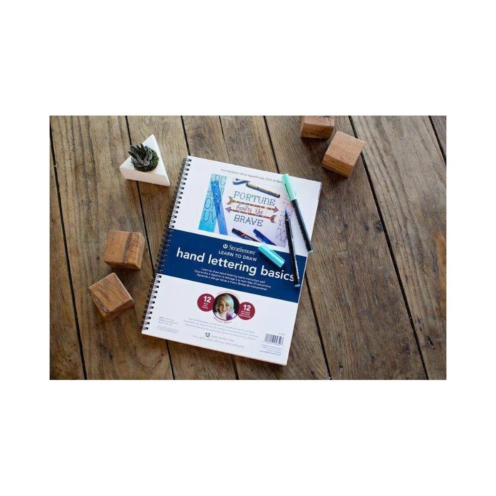 Image of Hand Lettering Basics Book - Strathmore