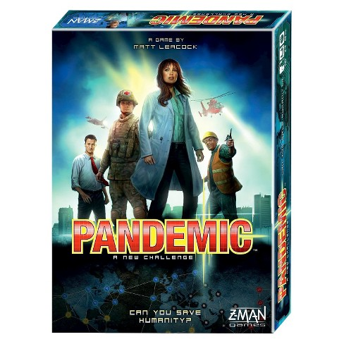Pandemic Board Game - image 1 of 3