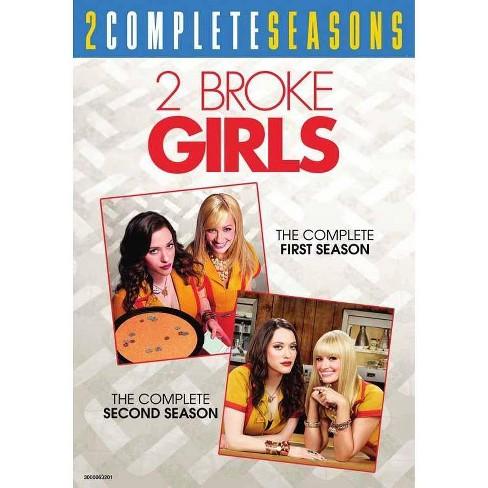 2 Broke Girls: Seasons 1 & 2 (DVD) - image 1 of 1