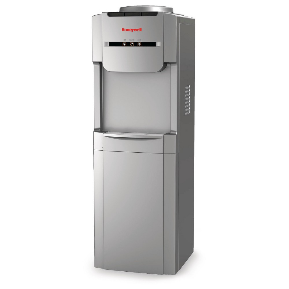 Honeywell HWB1073S 40 Freestanding Water Cooler - Silver