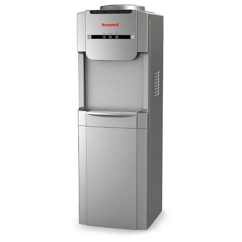 "Honeywell 40"" Freestanding Water Cooler - Silver - image 1 of 3"