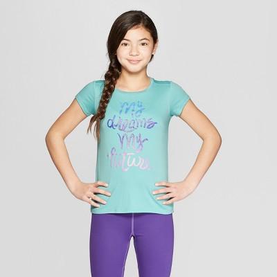 C9 Champion Women/'s Soft Tech T-Shirt Violet Stone Heather