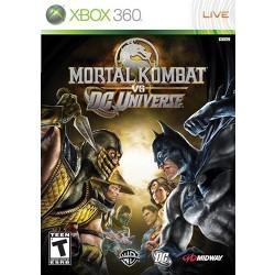 Mortal Kombat vs. DC Universe Xbox 360