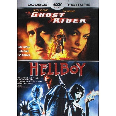 Ghost Rider / Hellboy (DVD) - image 1 of 1