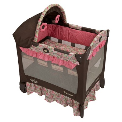 Graco Pack 'n Play Playard LX with Reversible Napper and Changer Jacqueline
