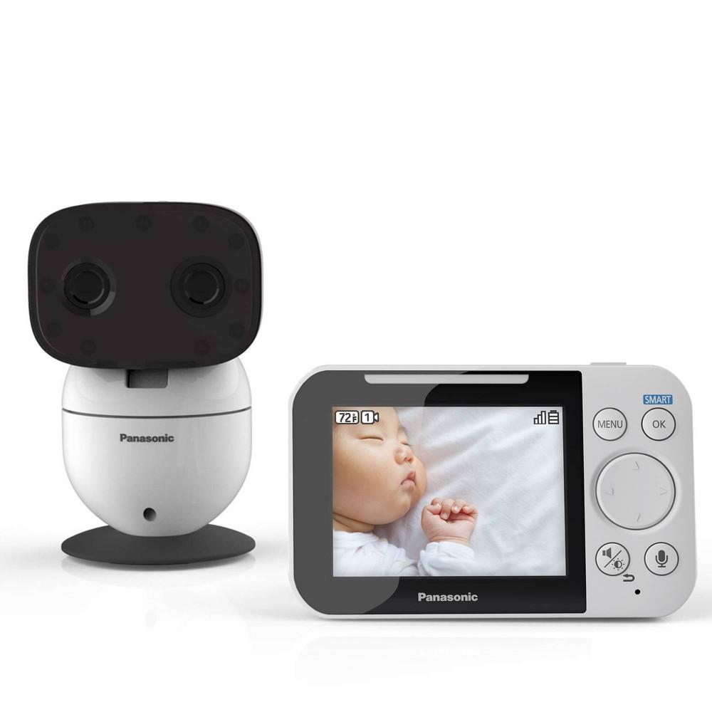 "Image of ""Panasonic Extra Long Range Video Baby Monitor 3.5"""""""