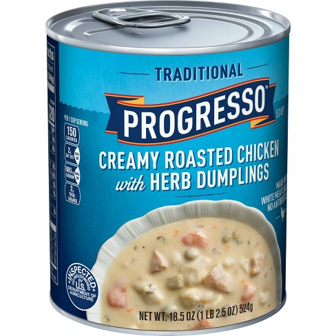 Progresso® Traditional Roasted Chicken with Herb Dumpling Soup 18.5 oz - image 1 of 4