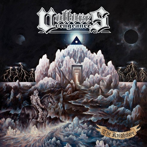 Vultures Vengeance - Knightlore (CD) - image 1 of 1